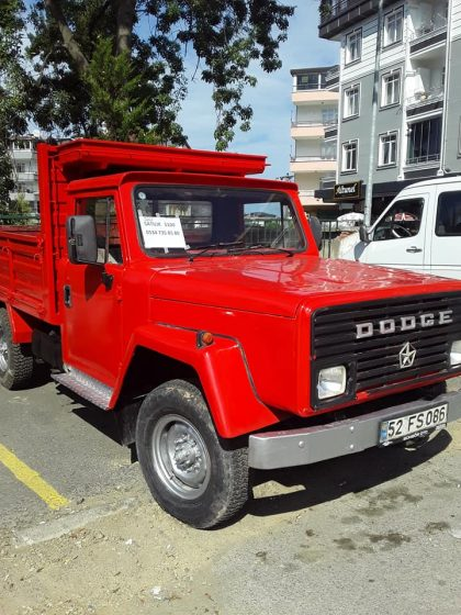 Dodge s 100 dizel