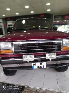 EMSALSİZ ORJ.85 Binde FULL EXTRA FORD EXPLORER
