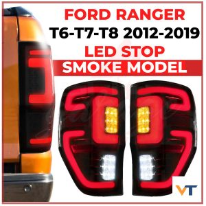 FORD RANGER SMOKE LED STOP