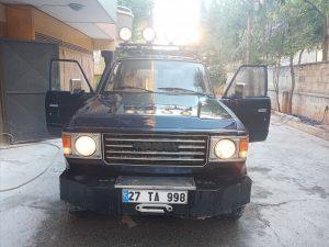 1987 TOYOTA LAND CRUİSER BJ60