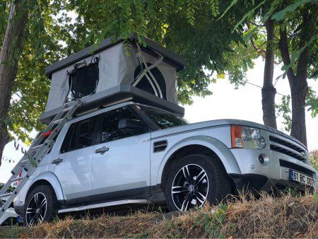 Araç üstü çadır