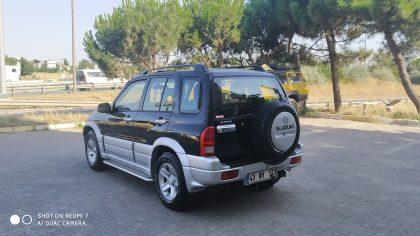 2005 Suzuki Grand Vitara Otomatik