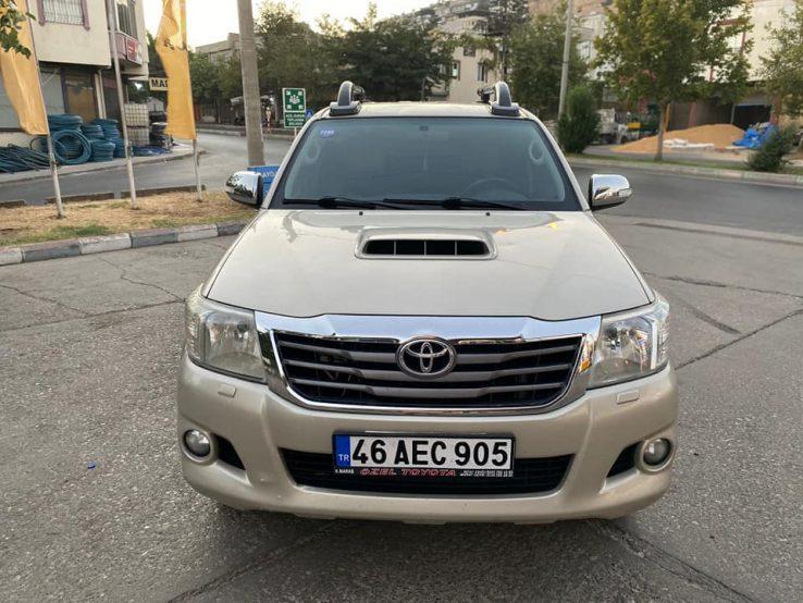 2013 Toyota Hilux 4x2 05419139680