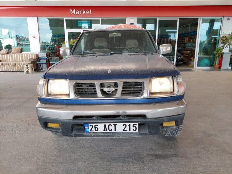1999 Nissan 4X4 SKYSTAR