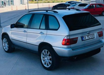Değişensiz efsane BMW X5