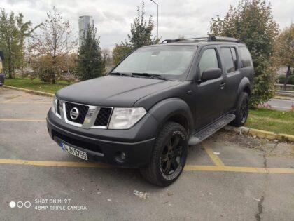 Nissan pathfinder 2006 model 412000 km. Bakımlı. Acil ihtiyaçtan satılık.