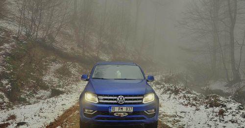 2017 Model VW Amarok Aventura 3.0 V6 (117.000 km)