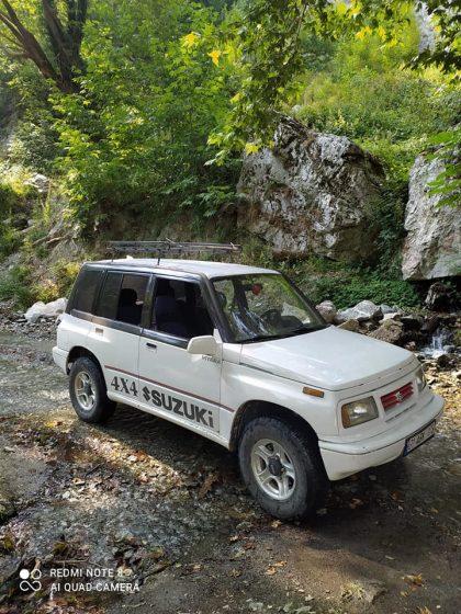 1993 Suzuki Vitara Otomatik Vites
