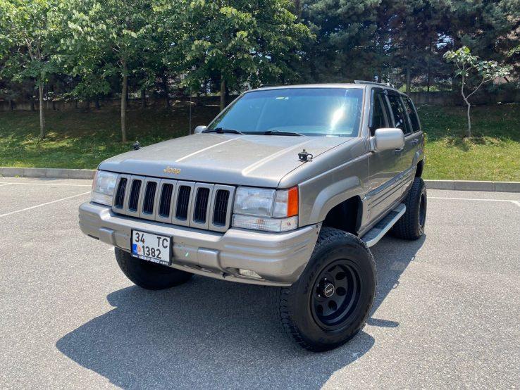 1997 Jeep grand cherokee zj