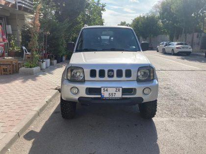 Araziye Hazır Suzuki Jimny 1.3 2004
