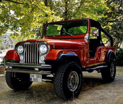 Jeep CJ 6 (EMSALSIZ)