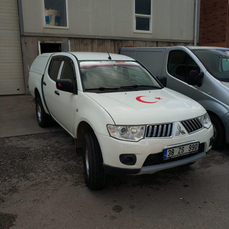 2012 MİTSUBİSHİ L200 4X4