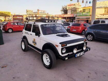 1996 LADA NİVA 1700 MOTOR 5 VİTES