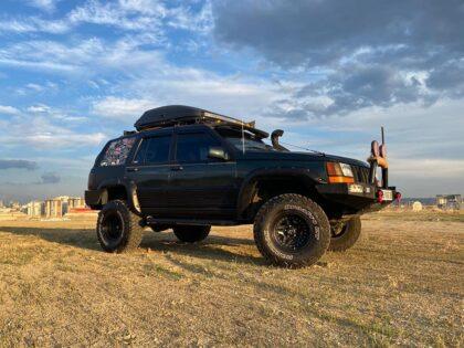 Jeep Grand Cherokee 5.2 V8 4x4
