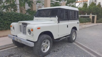 1984 Land Rover series 3